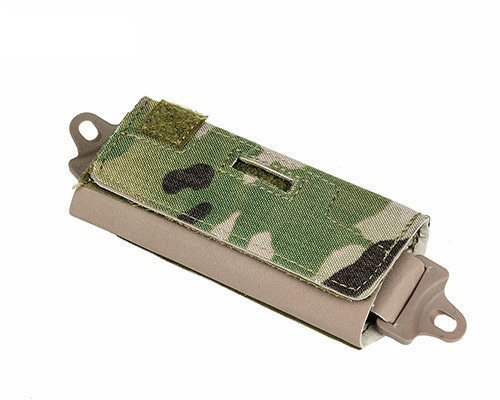 DLP Tactical NVG Counterweight Kit Compatible with OPS-Core/Crye/MICH/Team Wendy Helmets (CP)