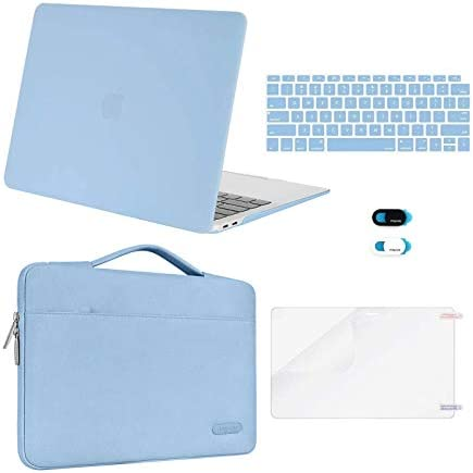 MOSISO MacBook Air 13 inch Case 2020 2019 2018 Release A2337 M1 A2179 A1932 Plastic Hard Case product image