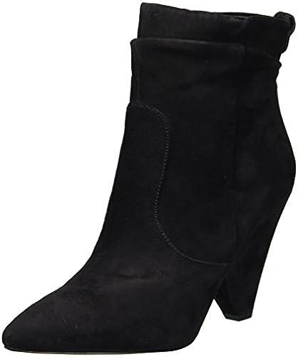 Sam Edelman damen& 039;s Roden Ankle Stiefel, schwarz Suede, 11 M US