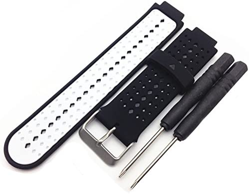 Band Surprise price Compatible with Garmin Max 84% OFF Forerunner 220 630 735 620 235 230 A