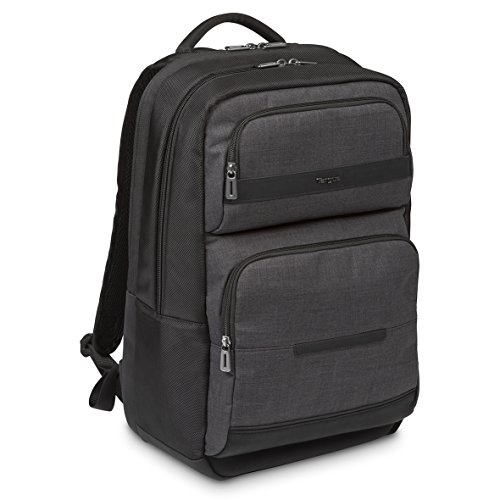 Targus TSS594EU laptoptas 34,5 x 19,4 cm (15,6 inch) Noir/Gris Sac à dos Advanced