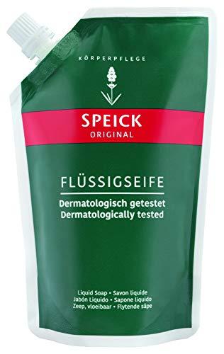 3er Pack Speick Natural Flüssigseife Beutel 300 ml