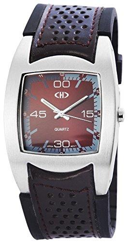 Markenlos UH1360 - Reloj de pulsera mujer, silicona