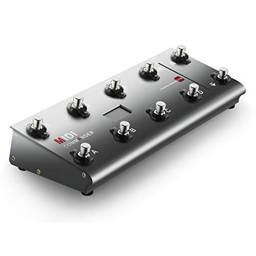 7. MeloAudio Multi-Effects MIDI Foot Controller