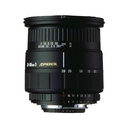 Sigma 28 105 2 8 4 If Aspherical Objektiv Für Minolta Kamera