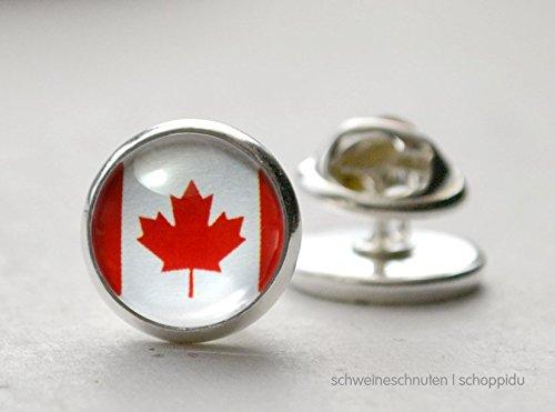 Pin Anstecknadel Flagge Kanada