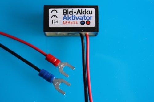 Bleiakku-Aktivator für 12V Batterien