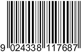 Fabriqué en France code à barre Sticker Muraux WS-18974