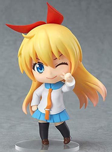 Henypt Figura Animado Figura Figura De Acción Figura De Acción Linda del Personaje De Anime Juguetes Modelo 10Cm Modelos Coleccionables Navidad
