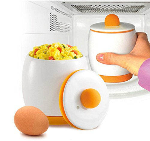 Microwave 1 Minute Cooking Egg cooked Egg Steamed Scramble Omelet Egg frying
