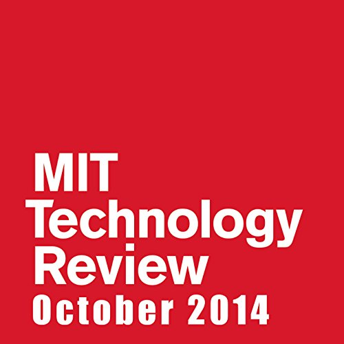 Audible Technology Review, October 2014 audiobook cover art