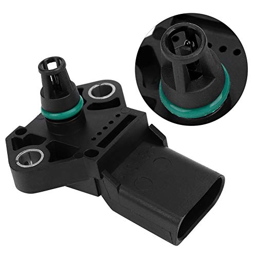 Luftverstärkungs-Ansaugkrümmer-Druck MAP-Sensor Originalausrüstung Ansaugkrümmer Kompatibel für Au di 0281002401 Aftermarket-Teile