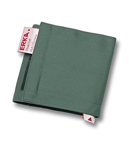 ERKA 025.00301 GREEN Manschette Classic Rapid für Doppelschlauch, Größe 4, grün
