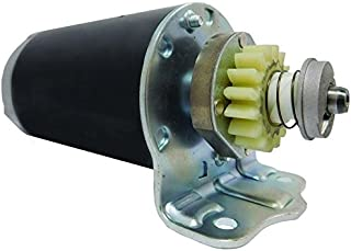 Heavy Duty Starter For Briggs & Stratton Engines 499529 691262 15% More Torque