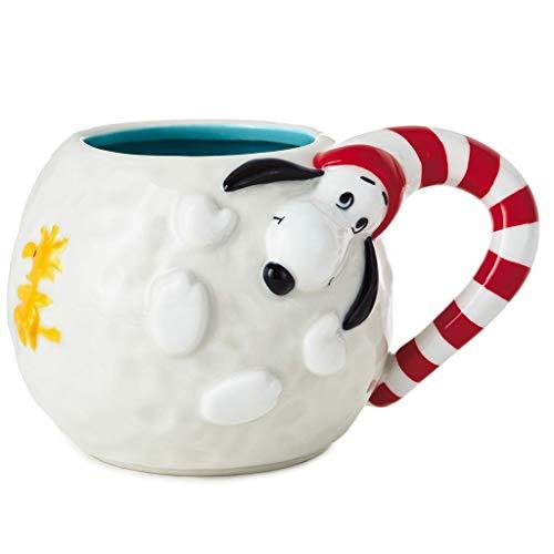 Peanuts Snoopy und Woodstock Snowball Becher, 425 ml