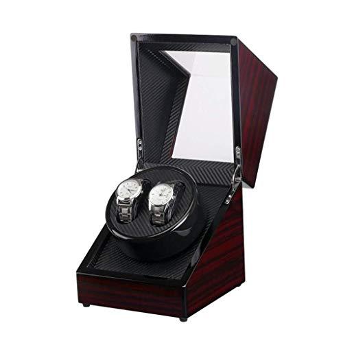 Cadeau-optrekker, ebbenhouten doos, 2 posities, kist, rotatie, ketting, shaker, motorbox, trekker, naam, kleur: A