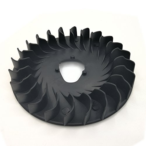 Cancanle vliegwiel ventilator voor Honda GX200 GX160 GXV160 168F 5.5HP/6.5 HP kleine benzine motorgenerator waterpomp