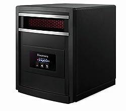 Kenmore 03295380 Infrared Heater, Black