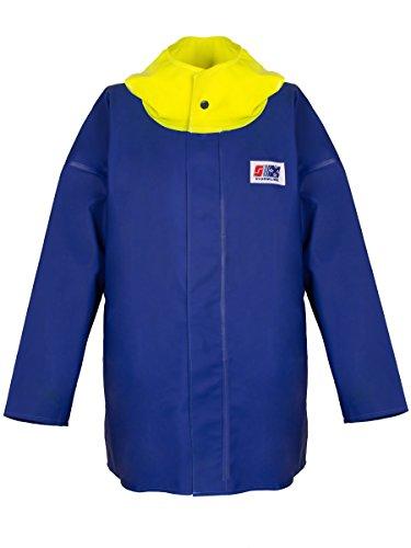 Details about  /Stormtex 248B 550gsm PVC Oilskin Waterproof Workwear Jacket