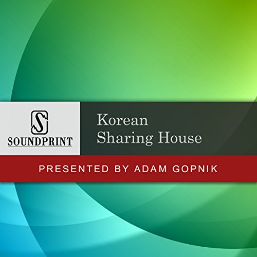 Prelude to Korean Sharing House audiobook cover art