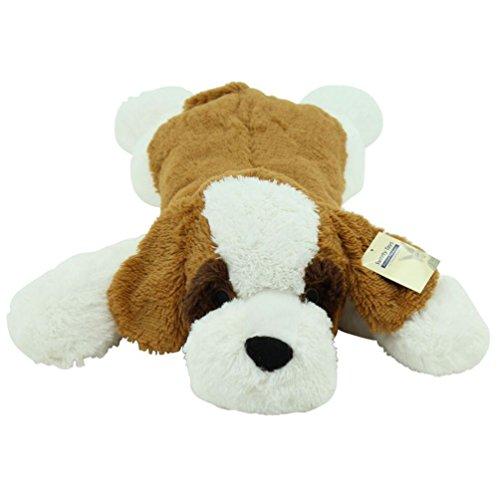 Sweety Toys 5529 XXL Riesen Bernhardiner liegend Plüschhund ca. 80 cm