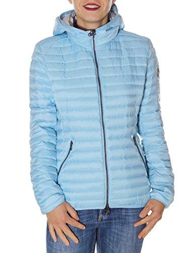 Piumino leggero 2224R Colmar Originals Colore Azzurro Nuova collezione Primavera Con cappuccio fisso Outdoor tempo libero (IT 44)