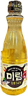 Lotte Cooking Sauce Mirim | Adds Amazing Flavor | High Sugar Content | Mild, Slightly Sour Flavor - 500 Grams