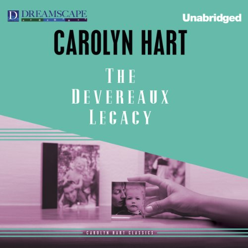 The Devereaux Legacy audiobook cover art