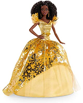 Barbie 2020 Holiday Doll by Barbie