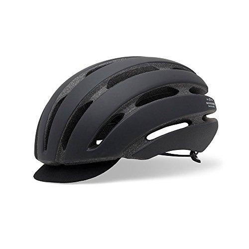 Giro Aspect Adult Road Cycling Helmet - Small (51-55 cm), Matte Black (2018)