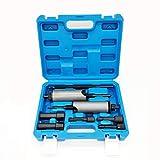 ELECTRONIC-MEI 1 Juego Interior del rodamiento Herramienta de extracción removedor Kit para el Coche Auto Moto De 9 mm 23 mm Diámetro