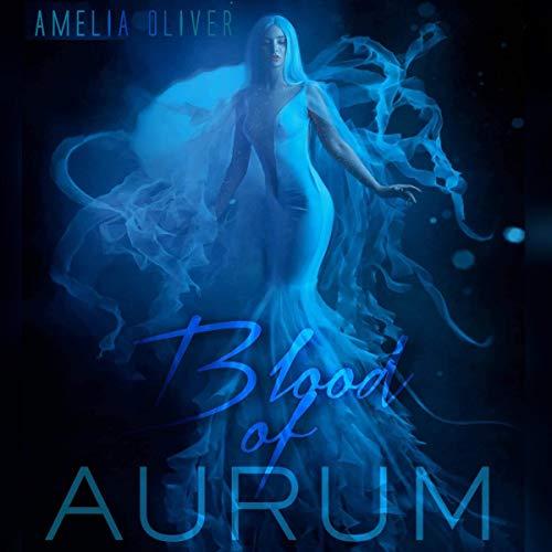 Blood of Aurum audiobook cover art