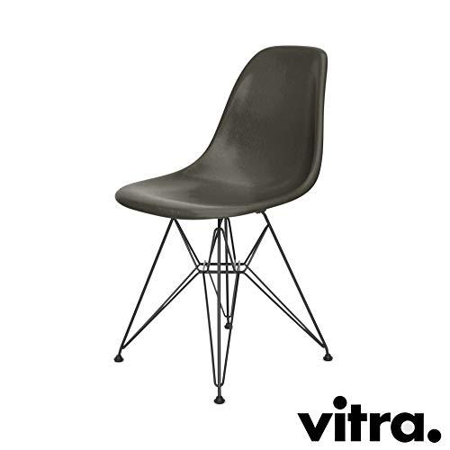 Vitra Eames Fiberglass Chair DSR - Elephant Hide Gray