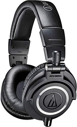 Audio-Técnica ATH-M50x - Auriculares par...