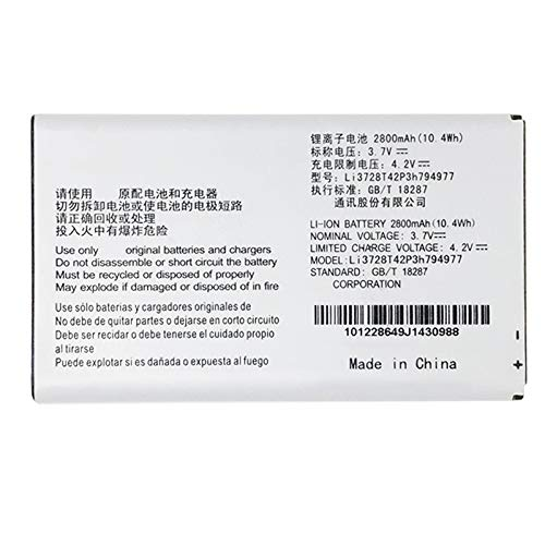 MF923 Battery Replacement for ZTE MF923 AT Alabama