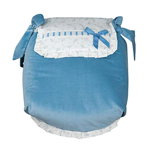 babyline Autumn – Couvre-lit de panier, Unisexe, Couleur Bleu