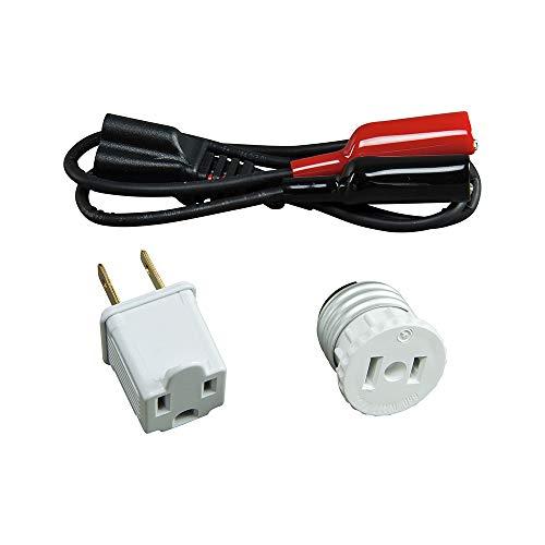 Circuit Breaker Finder Accessory Kit, Circuit Breaker Leads, Circuit Breaker Adapters Klein Tools 69411