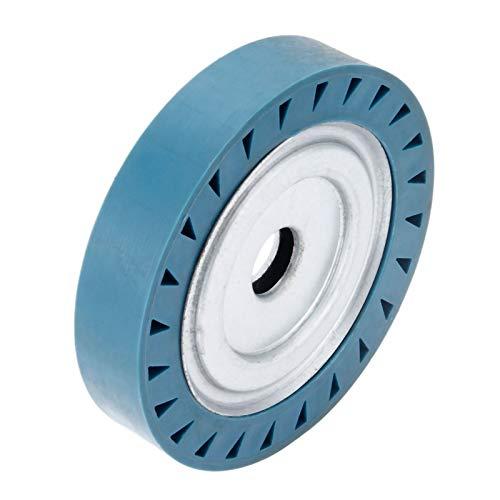 F-MINGNIAN-TOOL, 1 x 150 x 30 x 25 mm Vollgummi-Kontaktscheibe für Bandschleifer, Schleifer, Polieren, Anfasen, Schleifscheibe, Schleifband.