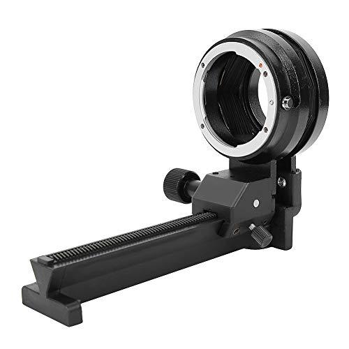 VBESTLIFE Soffietto Ravvicinato Macro per Obiettivo Nikon F D2Xs D2Hs D2X D2H D1X D1H D1 D7100
