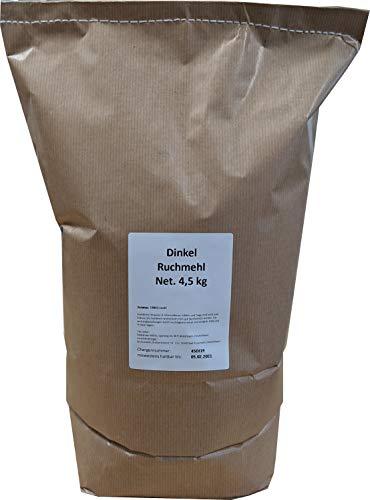 4,5 kg Dinkel - Ruchmehl