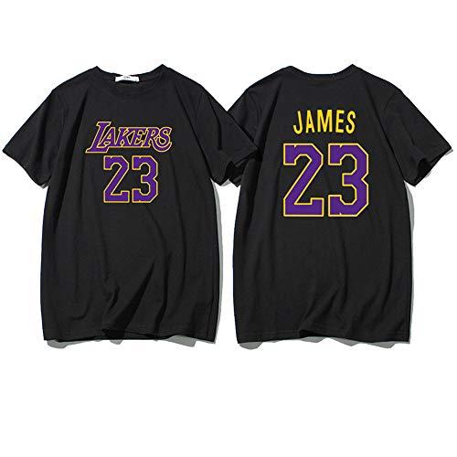 Lakers James Harden Curry Owen camiseta de manga corta traje de entrenamiento de baloncesto camiseta deportiva masculina