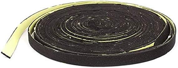 "Black Speaker Sealing Tape Adhesive, 10m X 1 Cm / 33ft X 0.4""(L * W) Auto Luidspreker Afdichtband"