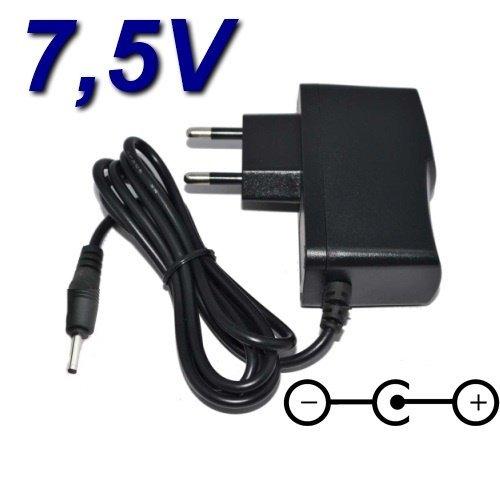 TOP CHARGEUR * Netzteil Netzadapter Ladekabel Ladegerät 7.5V für Video-Babyphone Philips Avent SCD535/00 für Elternseite