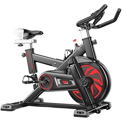 DJDLLZY Bicicleta de ejercicio para el hogar Bicicleta de ejercicio interior Bicicleta de gimnasio Ejercicio Euipment