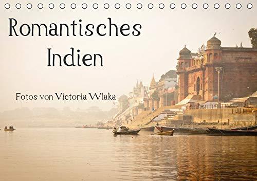 Romantisches Indien (Tischkalender 2020 DIN A5 quer): Eine fotografische Rundreise durch Indien (Monatskalender, 14 Seiten ) (CALVENDO Orte)
