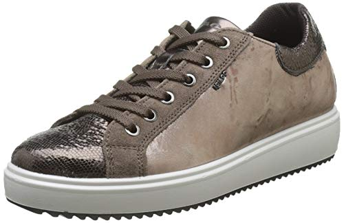 IGI&CO Donna-41509, Sneaker Donna, Marrone (Rame 4151033), 37 EU