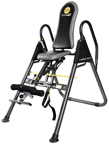 3. Body Power IT9910 Seated Deluxe Inversion System