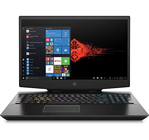 HP - Gaming OMEN 17-cb0002nl Notebook Gaming, Core i7-9750H,...