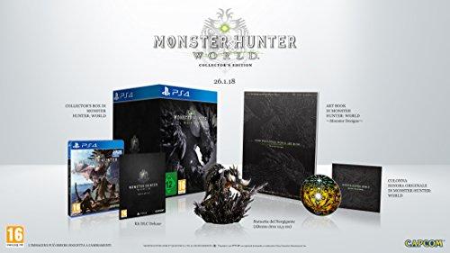 PS4 - Monster Hunter: World - Collector's Edition - [PAL ITA - MULTILANGUAGE]