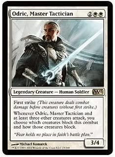 Magic: the Gathering - Odric, Master Tactician (23) - Magic 2013